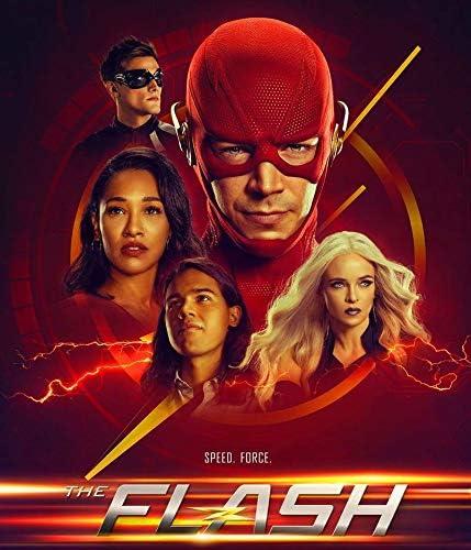 Wonderbaar Amazon.com: TianSW The Flash Season 6 (24inch x 28inch/60cm x 70cm HW-07