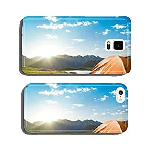 camping in mountains cell phone cover case iPhone5
