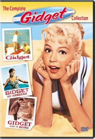 The Complete Gidget Collection (Gidget / Gidget Goes Hawaiian / Gidget Goes to Rome) by GIDGET