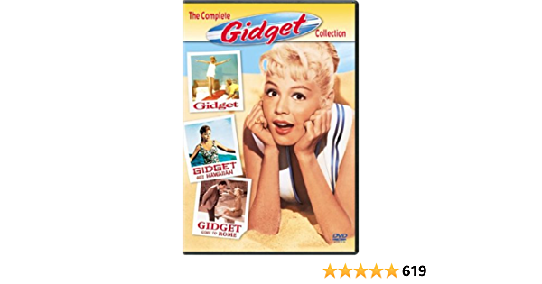 The Complete Gidget Collection (Gidget / Gidget Goes ... - Amazon.com