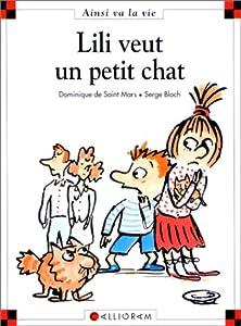 """Afficher """"Max et Lili n° 025 Lili veut un petit chat"""""""