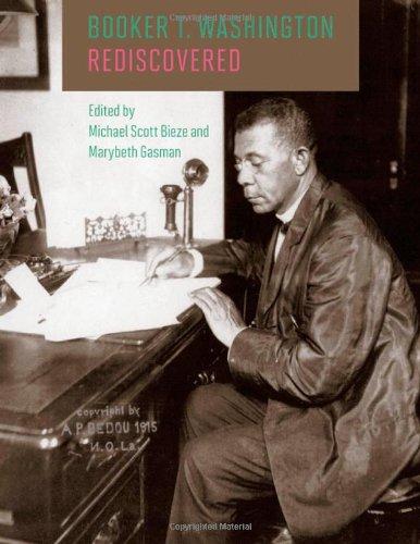 Books : Booker T. Washington Rediscovered