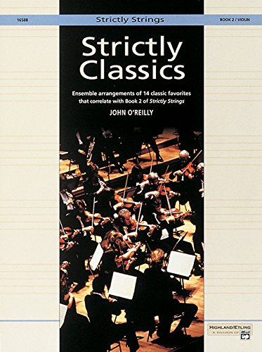 Strictly Classics, Bk 2: Violin (Strictly Strings)