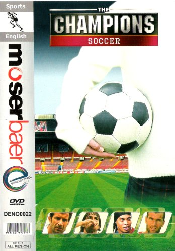 The Champions of Soccer (Ronaldinho Soccer Dvd)