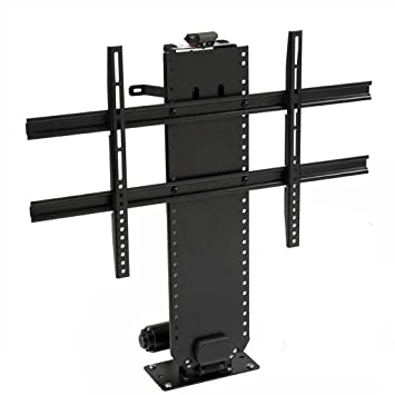 Touchstone 23202 – Whisper Lift II TV Lift Mechanism - 36 Inch Travel Less  Than 30 Seconds - Popup & Drop Down - TVs Up To 68 Inch/100 Lbs - Wireless
