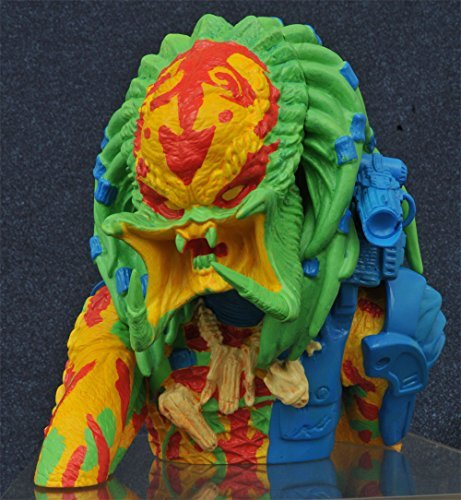 Predator Thermal Unmasked Bust Bank by Diamond Select