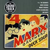 The Marx Brothers Soundtracks - Duck Soup/The Cocoanuts/Horse Feathers/Monkey Business/Love Happy/A Night In Casablanca by The Marx Brothers (1999-09-21)