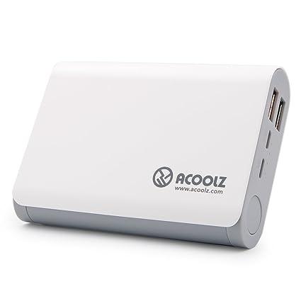 Amazon.com: Acoolz Slim QC 3.0batería de carga ...