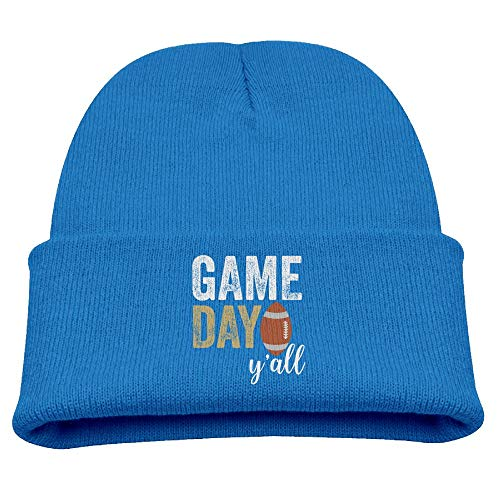 (Game Day Y'all Knit Hat Beanies Cap Skull Caps Baby Boys )