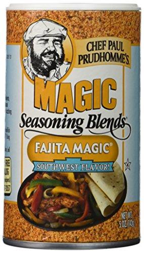 - Magic Seasoning Blends Fajita Seasoning, 5 oz