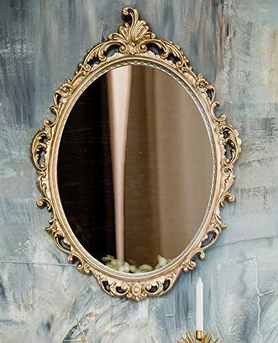 Amazon.com: Decorative Wall Mirror, Vintage Hanging ...