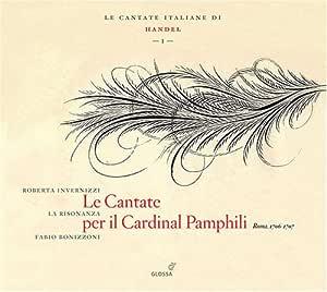 Le Cantate Per Il Cardinal Pamphili