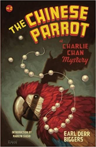 Image result for the chinese parrot charlie chaplin rohn cover art