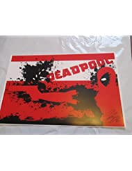 "Marvel Deadpool! 11"" By 17"" Limited"