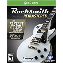 Rocksmith 2014 Edition Remastered - Xbox One Standard Edition