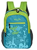 Polo Class Polyester 36 L Green School Backpack