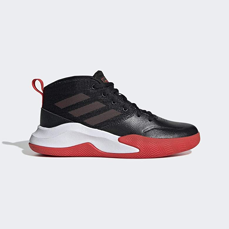adidas Chaussures Kid Own The Game Wide: Amazon.es: Deportes y ...