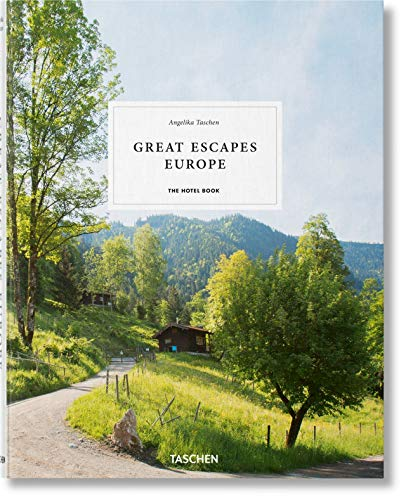 Great Escapes Europe. 2019 Edition (Jumbo) por Angelika Taschen