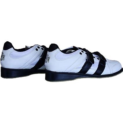 d191dba9350a Amazon.com  Amber Crossmaxxe Men s V1.0 Olympic Weight Lifting Shoes ...