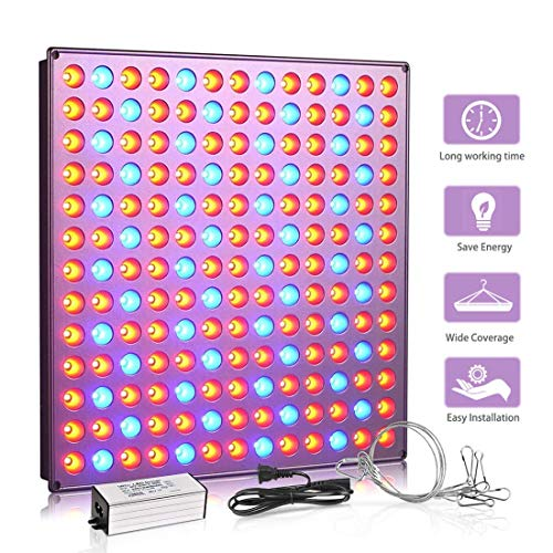 Roleadro LED Grow Light, 75W Grow Light for Indoor Plants Full...