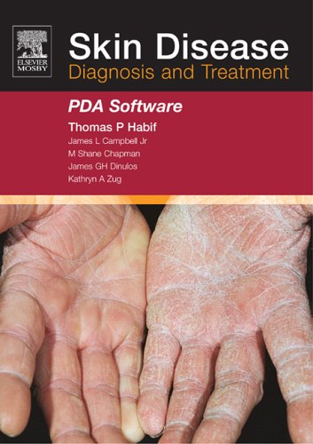 Skin Disease CD-ROM PDA Software: Diagnosis and Treatment
