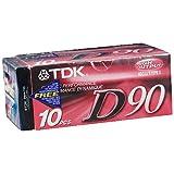 TDK Dynamic D90 (10 pack )