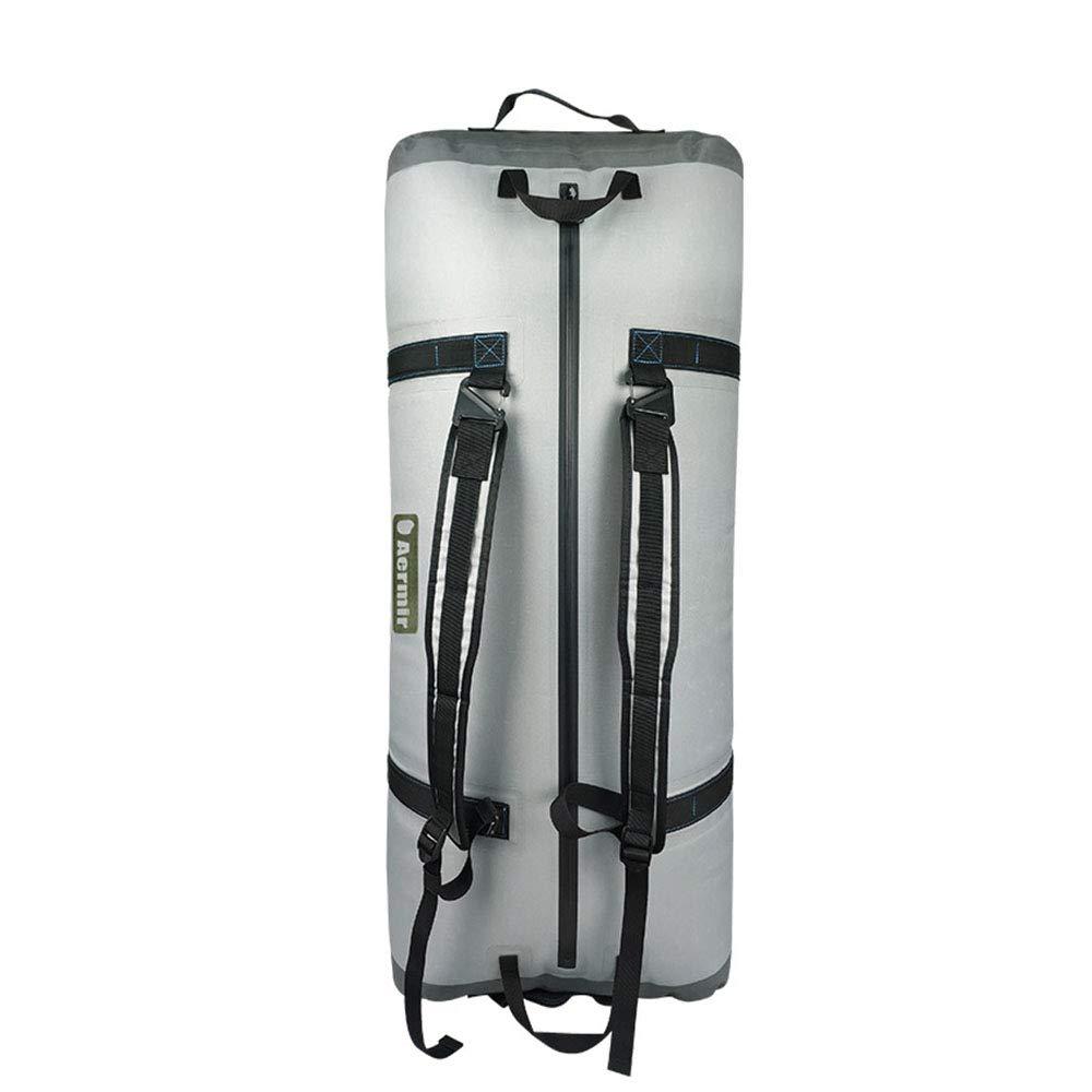 120 L大厚漂流袋防水ドライバッグバックパックラフティングフローティング収納袋屋外デイパック   B07PX1LWPF