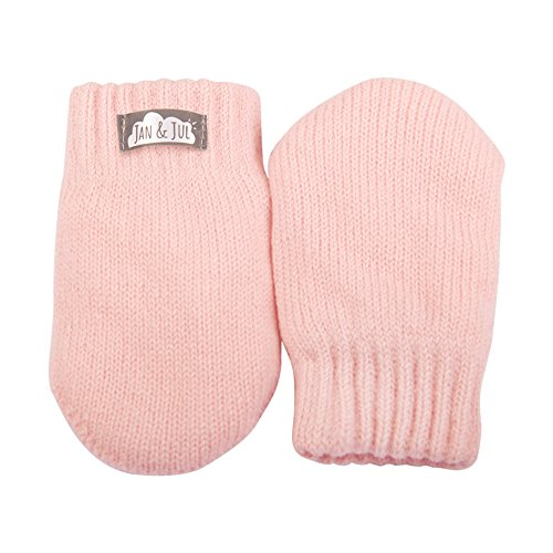 baby-toddler-girl-warm-fleece-lined-thumbless-knit-mittens-for-fall-winter-mitten-s-0-9m-pale-pink