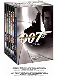 Ultimate james bond collection on blu-ray | bond lifestyle.