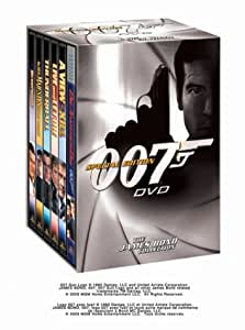 The James Bond Collection, boxed set (Special Edition)