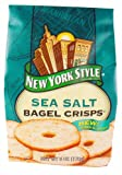 BG New York Style Original Sea Salt Bagel Crisps, 7.2 Ounce (Pack of 12)