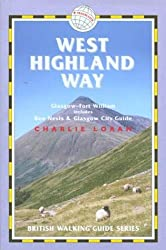 West Highland Way (British Walking Guide South Downs Way Winchester to Eastbourne)