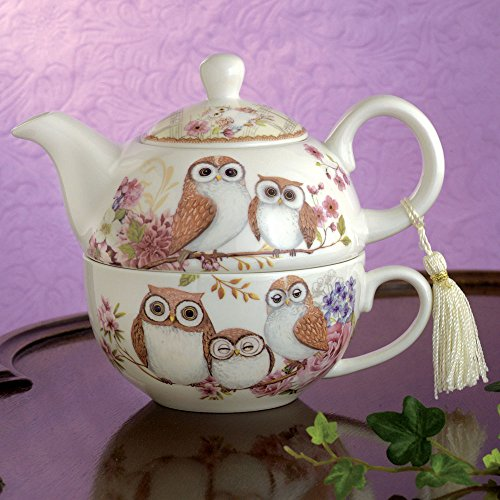 Tea For One Owls