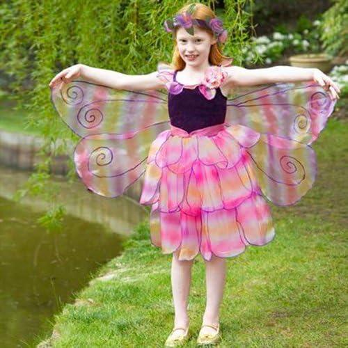 Ropa de descanso para niñas para niños Deluxe morado de mariposas ...