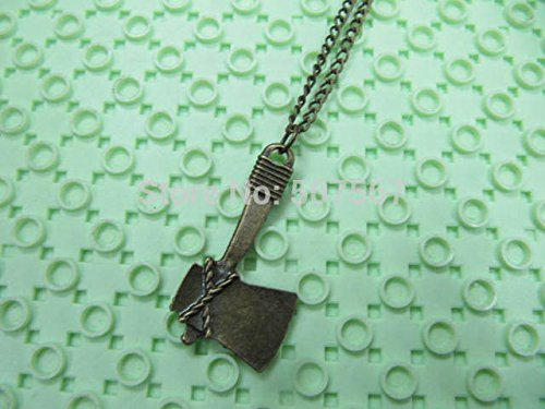 Axe Wedding Birthday Anniversary Gorgeous Gift for Woman Wife Friend Daughter Halloween Necklace]()