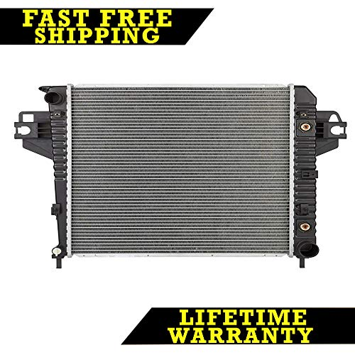 (Radiator For 02-06 Jeep Liberty V6 3.7L Great Quality)