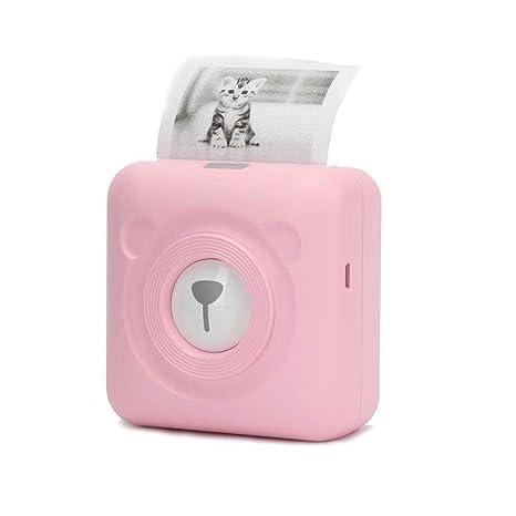 Amazon.com: Mandii Mini impresora de bolsillo portátil ...