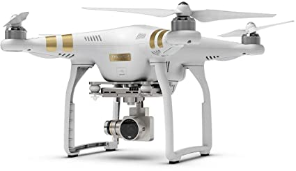 Dji Phantom 3 Drone >> Amazon Com Dji Phantom 3 Professional Quadcopter 4k Uhd Video