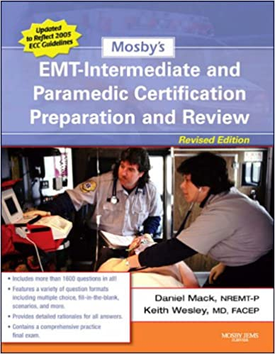 Mosby S Emt Intermediate And Paramedic Certification