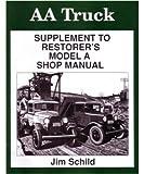1928 1929 1930 1931 Ford Model Aa Truck Restorer Shop Ser...