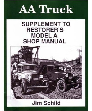 amazon com 1928 1929 1930 1931 ford model aa truck restorer shop rh amazon com 2002 Ford Expedition Owner's Manual Ford Focus Manual