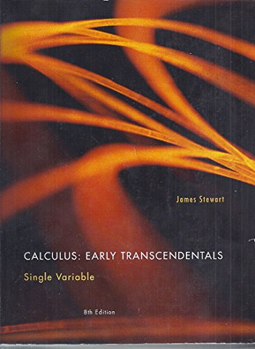 single variable calculus early transcendentals 8th pdf