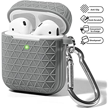 Amazon.com: AirPods Case, GMYLE Silicone Protective