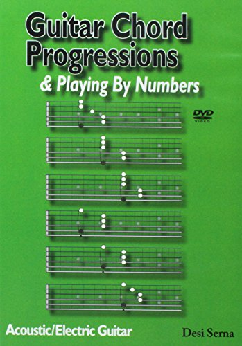 Guitar Playing Dvd (Guitar Chord Progressions and Playing By Numbers DVD)
