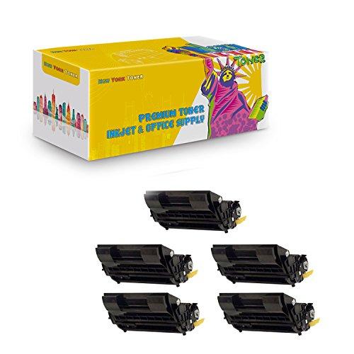 New York TonerTM New Okidata 5 Pack 5212 - 52123603 High Yield Toner Shopping Results
