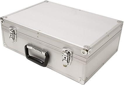 Caja de aluminio para transportar las herramientas GTK-720 ...