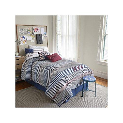 Frank and Lulu Stripes Yo Full Comforter Set