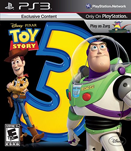 Toy Story 3 The Video Game - Playstation 3 ()