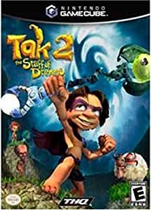 Tak 2 The Staff of Dreams - Gamecube Artist Not Provided THQ 785138380353 Action / Adventure Games