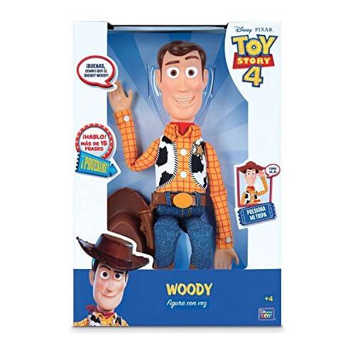 chollos oferta descuentos barato Bizak Woody con Voz Multicolor única 61234071 1